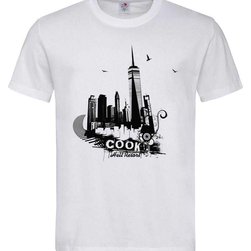 CITY COOK T-SHIRT