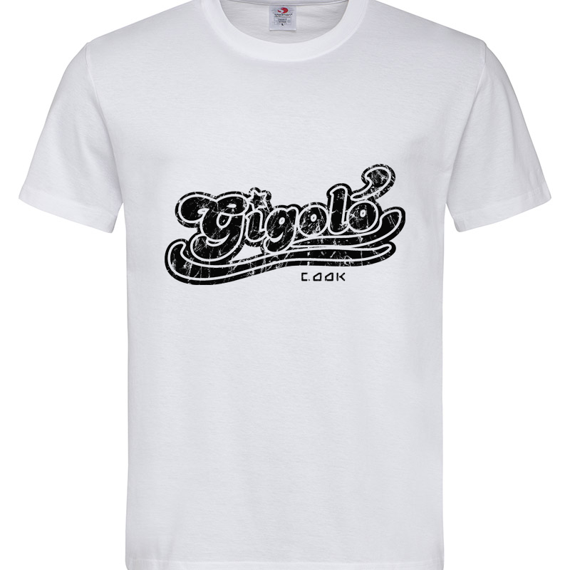 GIGOLO COOK T-SHIRT