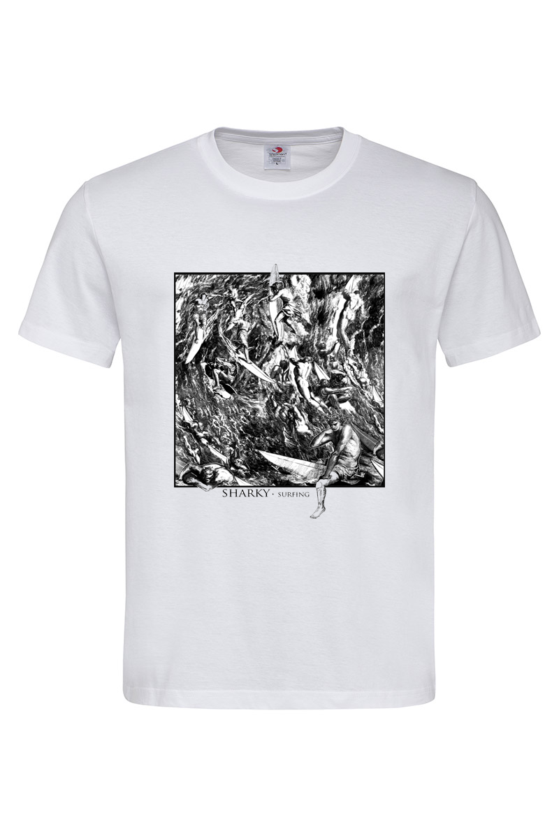 INCISIONE T-SHIRT