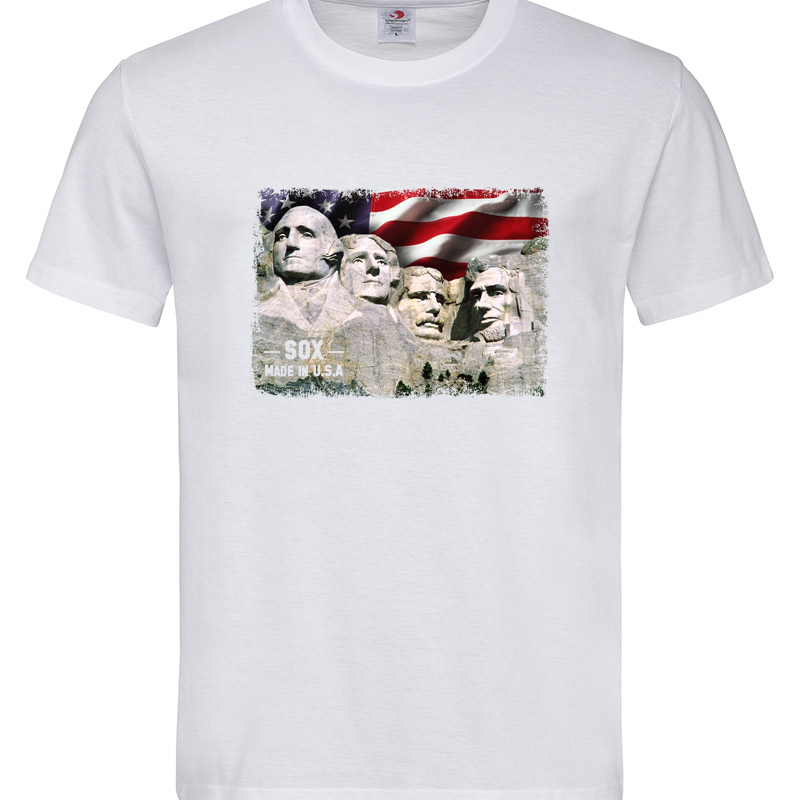 RUSHMORE SOX T-SHIRT