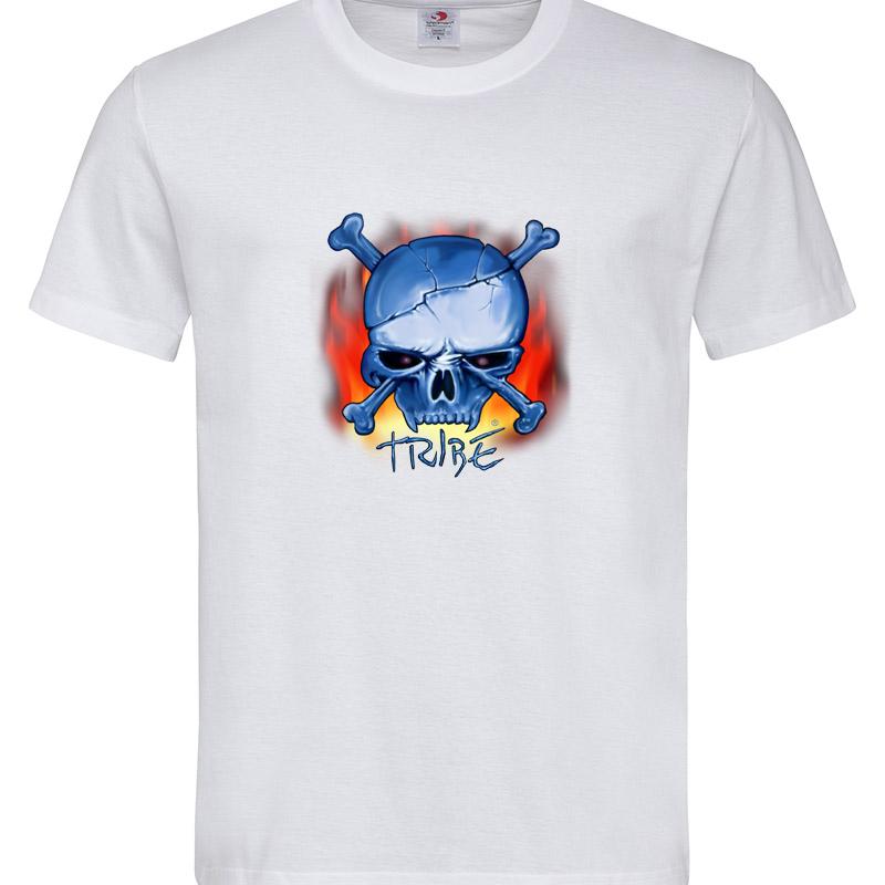 SKULL TRIBE 3 T-SHIRT