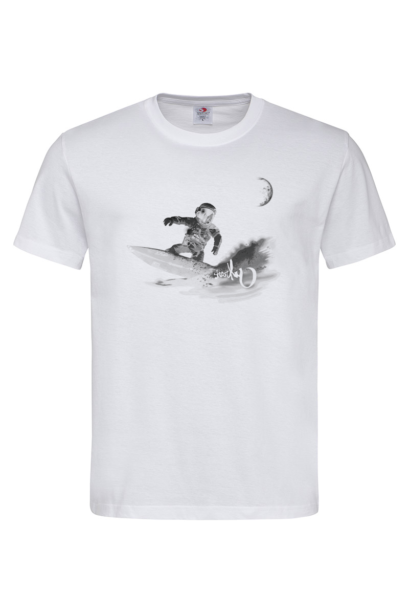 SPACE SURFER T-SHIRT