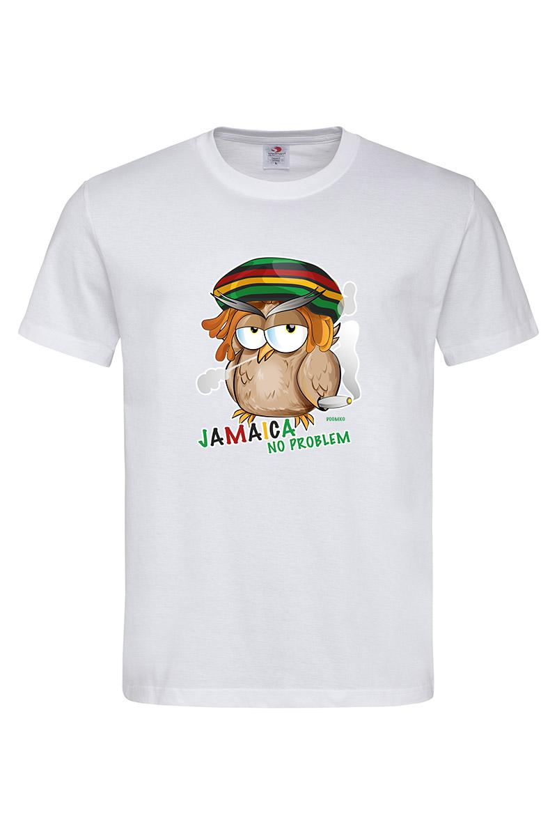 JAMAICA OWL T-SHIRT